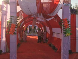 Indrajyot Lawns and Marriage Hall